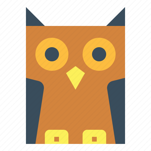 Animal, bird, owl, poultry icon - Download on Iconfinder