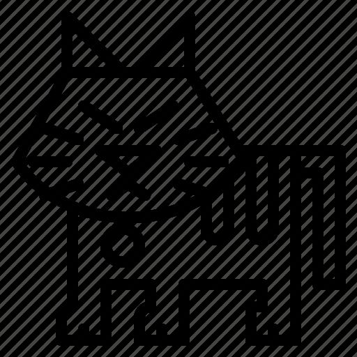 animal, breastfed, cat, pets icon