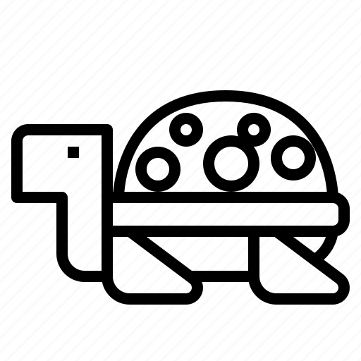 Amphibian, animal, armature, turtle icon - Download on Iconfinder