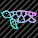 animal, aquarium, sea, turtle, zoo icon