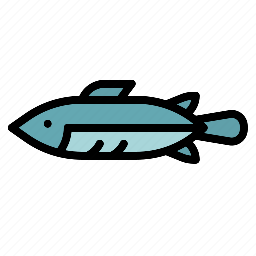 animal, diet, fish, food, healthy icon