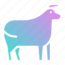animal, animals, beef, cow, kingdom, mammal icon