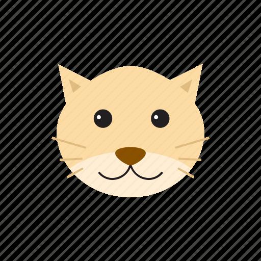 animal, cat, kitten, pet icon