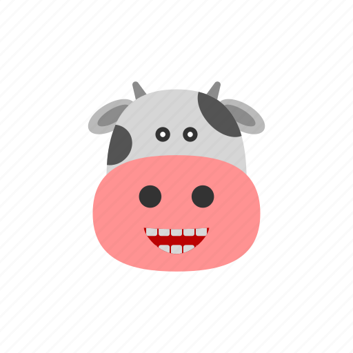 animal, cow, milk icon