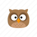 animal, bird, harry potter, hedwig, night, owl, pet icon