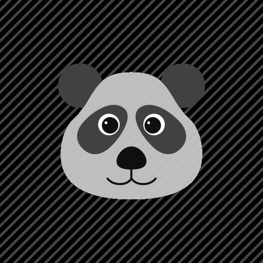 animal, bambo, china, panda, zoo icon
