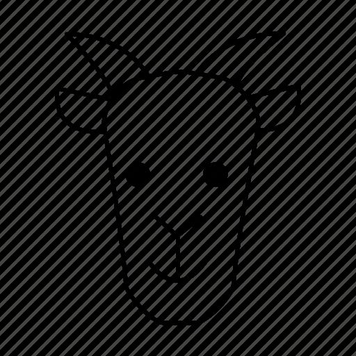 Animals, goat, animal, mammal, pet icon - Download on Iconfinder