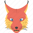 clever fox, fox face, red wildfox, wild animal, wildfox icon