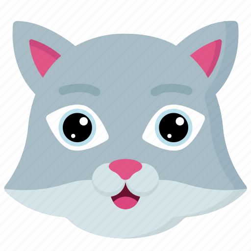 animal, animals, avatars, cat, pets, wildlife icon