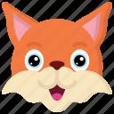 animal, animals, avatars, fox, nature, wildlife