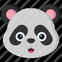 animal, animals, avatars, nature, panda, wildlife