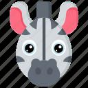 animal, animals, avatars, nature, wildlife, zebra