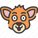 animal, animals, avatars, doe, nature, wildlife