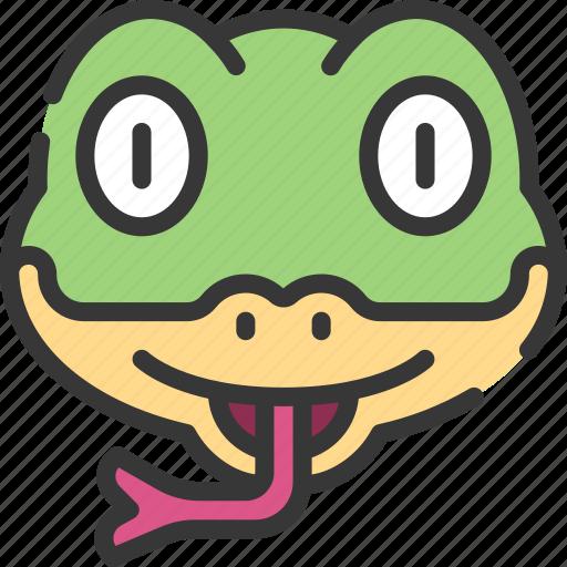 Animal, animals, avatars, nature, snake, wildlife icon - Download on Iconfinder
