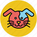 animal, animal face, cartoon cat, cat, cat face, comic, funny icon