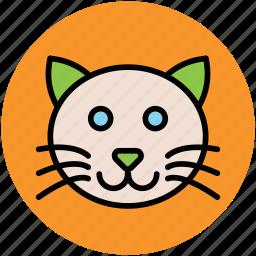 abyssinian, cat, coon, feline, lynx, siamese icon
