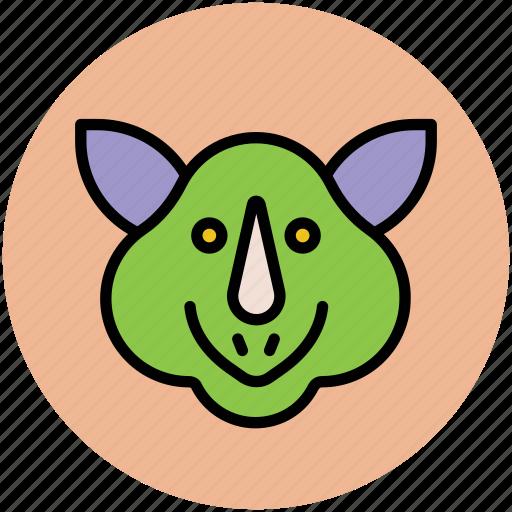 cartoon goat, goat, goat face, mammal, mouflon, mountain goat icon