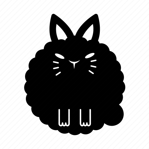 animal, bunny, hare, pet, rabbit icon