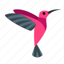 calibri, hummingbird, kit, makeup, nectar, ramphastos, shapes icon