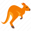 avatar, emoji, emotion, kangaroo, kangaroos, wallaroo, zoo icon