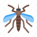 aedes, fly, mosquito, prevention, repellent, sky, virus icon