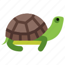 leaves, nature, slow, spring, turtle, underwater, weather icon