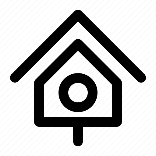 Animal, bird, home, house, pet icon - Download on Iconfinder