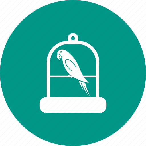 Animal, bars, bird, birdcage, cage, cell, fence icon - Download on Iconfinder