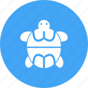 green, ocean, reptile, sea, swimming, turtle, underwater icon