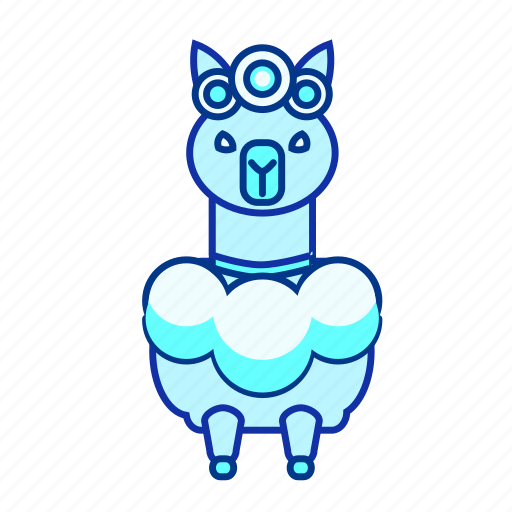 animal, blue, grass, horse, icon2, mud icon