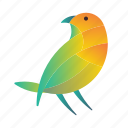animal, bird, fauna, feather, mascot, poultry, wing icon