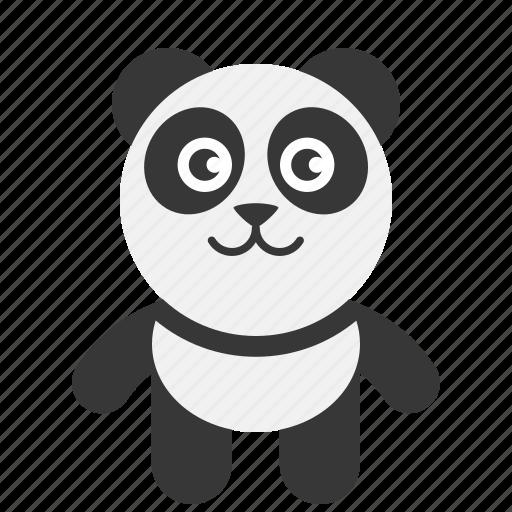 Panda, bear icon - Download on Iconfinder