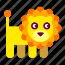 king, leon icon