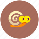 slow, snail icon