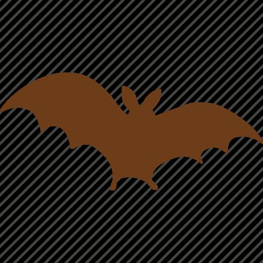 animal, bat, bird, halloween, horror, poultry, skull icon