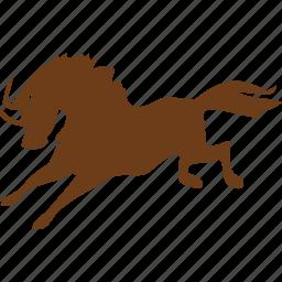 animal, animals, hourse, pet, sport, training, wild animal icon
