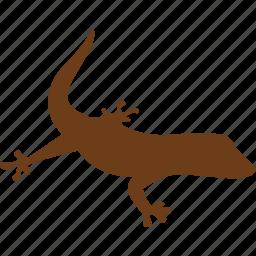animal, gecko, lizard, magic, pet, pets, reptine icon