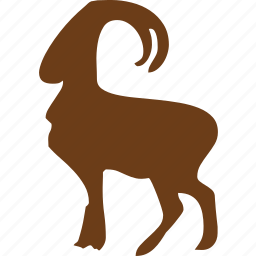 animal, animals, forest, impala, nature, wild animal, zoo icon