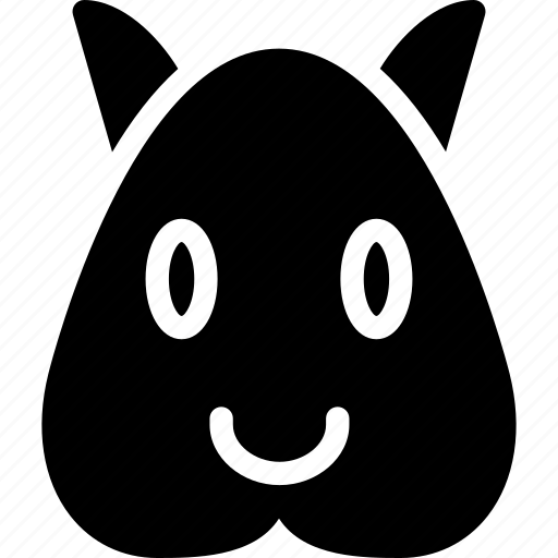 creative, grid, herbivore, mammals, nuts, rodent, shape, sign, squirrel icon