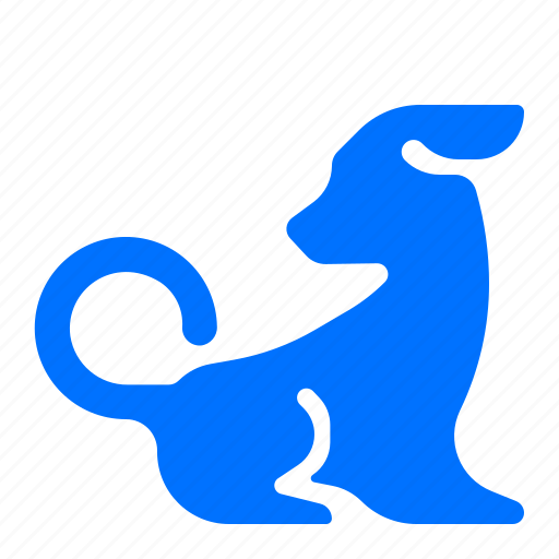 animal, canine, dog, pet icon