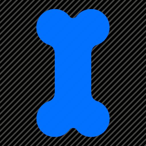 Bone, dog, pet icon - Download on Iconfinder on Iconfinder