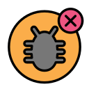 animal, bug, delete, domestic, pet, wild icon