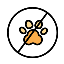 animal, domestic, nofootstep, pet, wild icon