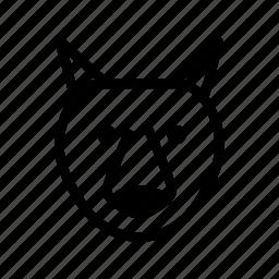abyssinian, cat, coon, feline, siamese icon