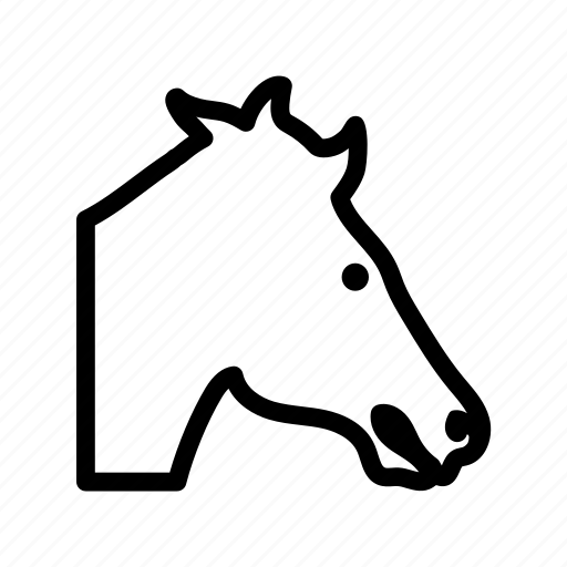animal, ass, donkey, horse, jackass icon