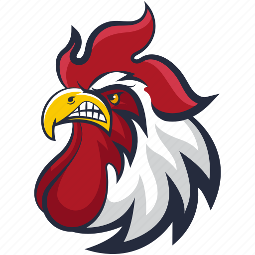 chicken, fowl, hen, poultry, rooster icon