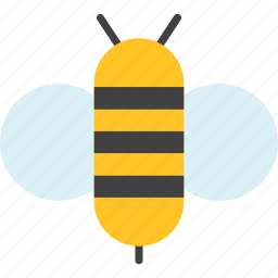 animal, bee, insect, wasp icon