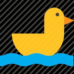 animl, bird, duck icon
