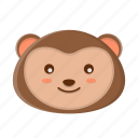 animal, chipmunk, mole, pet, zoo icon