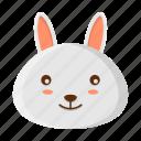 animal, bunny, easter, egg, hamster, rabbit